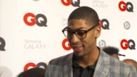 INTERVIEW Anthony Davis on keeping up with his stylish peers at GQ And LeBron James Celebrate All Star Style And The March Issue With Special...