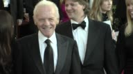 Anthony Hopkins at the 15th Annual Screen Actors Guild Awards Part 6 at Los Angeles CA