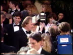 Anthony Hopkins at the 1991 Academy Awards at the Shrine Auditorium in Los Angeles California on March 25 1991