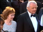 Anthony Hopkins at the 1996 Academy Awards Arrivals at the Shrine Auditorium in Los Angeles California on March 25 1996