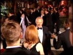 Anthony Hopkins at the 1999 Academy Awards Vanity Fair Party at Morton's in West Hollywood California on March 21 1999