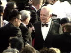 Anthony Hopkins at the 2001 Academy Awards at the Shrine Auditorium in Los Angeles California on March 25 2001