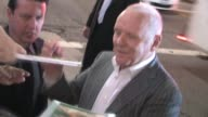 Anthony Hopkins at The Rite Premiere in Hollywood at the Celebrity Sightings in Los Angeles at Los Angeles CA