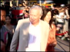 Anthony Hopkins at the 'War of the Worlds' Screening at Grauman's Chinese Theatre in Hollywood California on June 27 2005