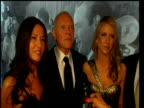 Anthony Hopkins comments on Best Actor nominees at 81st Annual Academy Awards Los Angeles 22 February 2009
