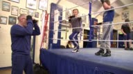 Anthony Joshua prepares for fight against Wladimir Klitschko Anthony Joshua prepares for fight against Wladimir Klitschko Kevin Moldovan interview...