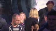 BROLL Anthony Russo Joe Russo Chris Evans Scarlett Johansson Samuel L Jackson Sebastian Stan Anthony Mackie at 'Captain America The Winter Soldier'...