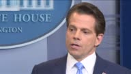 Anthony Scaramucci named Donald Trump's new White House communications director is a millionaire former hedge fund investor who shores up the stable...