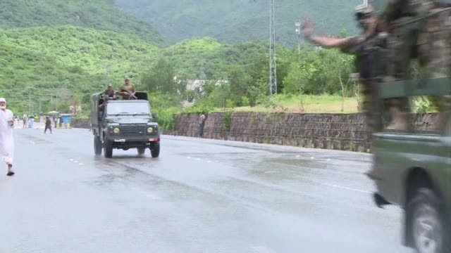 Anti government protesters clash with police in Islamabad hours after the army called for a peaceful resolution to the political crisis rocking...