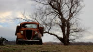 Antique Farm Truck