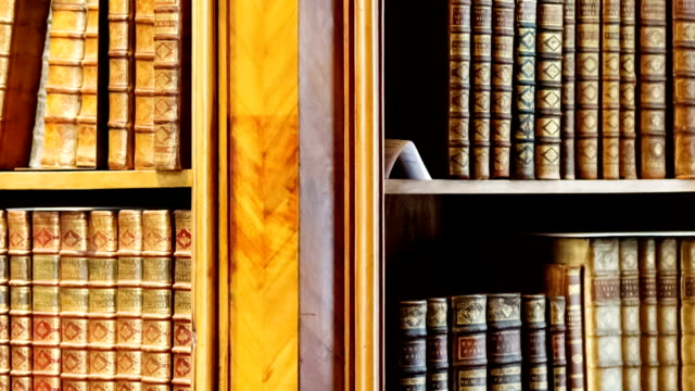 Antique Library