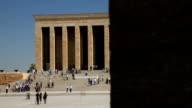 Anıtkabir time lapse
