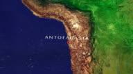 Antofagasta 4K Zoom In