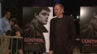 Anton Corbijn at the 'Control' Premiere at Chelsea West Cinema in New York New York on September 25 2007