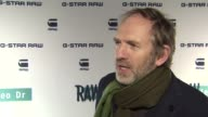 Anton Corbijn on what he appreciates about the brand at GStar Rodeo Drive Opening on 12/6/11 in Beverly Hills CA