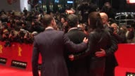 Antonio Banderas Michael Fassbender at Haywire Premiere 62nd International Berlin Film Festival 2012 at Berlinale Palace on February 15 2012 in...