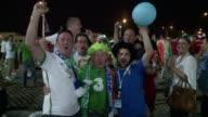 Antonio Cassano and Mario Balotelli scored the goals as Italy beat 10man Ireland 20 at the Municipal Stadiumin Poznan to reach the Euro 2012...