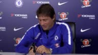 Antonio Conte has hit out at 'ridiculous' reports he turned off his phone when Ross Barkley wanted to speak to him over a possible transfer to...