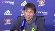 Antonio Conte looks ahead to Chelsea's Premier League away trip to Bournemouth this weekend