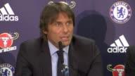 Antonio Conte press conference Antonio Conte press conference SOT