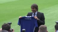 Antonio Conte says he hopes Chelsea under his stewardship will light up the Premier League title race this season