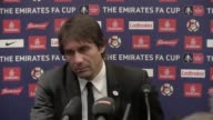 Antonio Conte speaks following Chelsea's 20 victory over Wolverhampton in the FA Cup Pedro and Diego Costa were on target as Chelsea ended Wolves' FA...