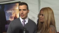 Antonio Sabato Jr and Cheryl Moana Marie on attending tonight's premier on if they've read the book on Peter Jackson's adaptation of the book and on...