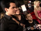 Antonio Sabato Jr at the Firewall Premiere at Grauman's Chinese Theatre in Hollywood California on February 2 2006