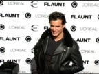 Antonio Sabato Jr at the Flaunt Magazine's 6th Year Anniversary Party Hosted By Just Cavalli at Private Residence in Los Angeles California on...