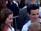 Antonio Sabato Jr at the 'Mission Impossible' Premiere on May 20 1996