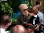 Antonio Sabato Jr at the 'Tarzan' Premiere at the El Capitan Theatre in Hollywood California on June 12 1999