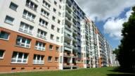 Apartement Blocks, Time Lapse