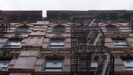 MS, LA, Apartment building, New York City, New York, USA