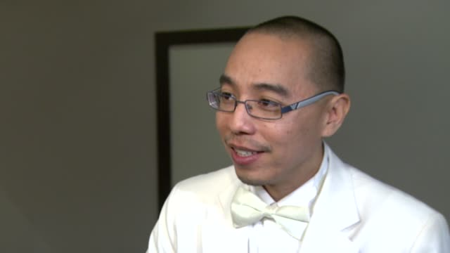 Apichatpong Weerasethakul on where he's going to party at the Palme D'Or Reactions Cannes Film Festival 2010 at Cannes
