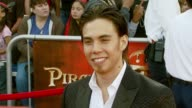 Apolo Anton Ohno at the 'Pirates of the Caribbean At World's End' World Premiere at Disneyland in Anaheim California on May 19 2007