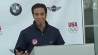 Apolo Anton Ohno on sports science's application to the sport on being excited about this partnership's positive impact on athletes' ability to...