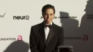 Apolo Ohno at the 18th Annual Elton John AIDS Foundation Oscar Party at West Hollywood CA