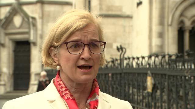 Appeal Court rules that segregation of girls and boys at Islamic school is sex discrimination London High Court Amanda Spielman interview SOT