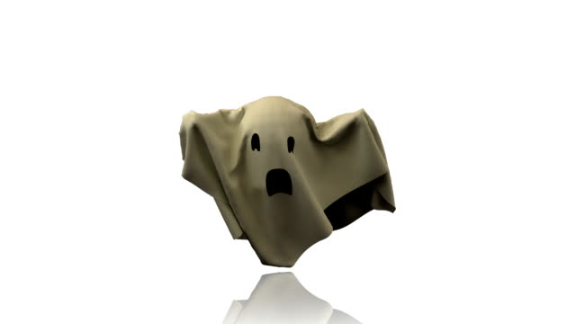 appearance of ghost