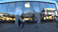 Apple Corp plans to renovate Apple stores and upgrade the hardware this month including a new big screen as well as education and curriculum space In...