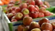 Apple in market