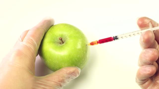 Apples - Genetic Modification