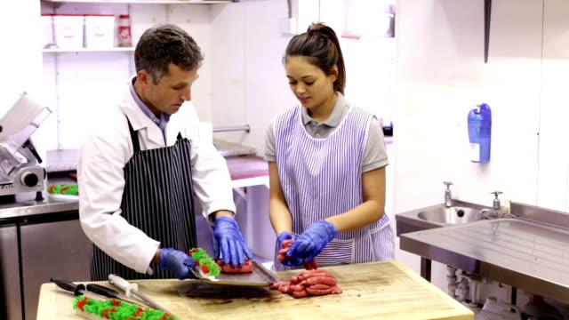 Apprentice Butcher