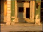 April 1 1994 POV Traveling through one of Havana's poorer neighborhoods / Havana Cuba