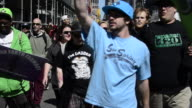 April 20 or 420 is a traditional event celebrated every year in Toronto Activists for the legalization of Cannabis or Marijuana march and gather in...