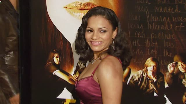April Lee Hernandez at the 'Freedom Writers' Los Angeles Premiere at the Mann Village Theatre in Westwood California on January 4 2007