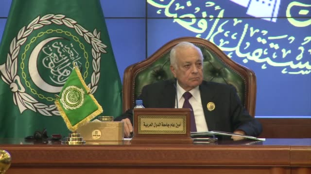 Arab leaders called Wednesday for a political solution to the conflict in Syria overlooking Saudi backed demands for greater military support for...