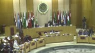 Arab League chief Nabil al Arabi called on Monday for the creation of a unified Arab force to battle the spread of Islamic extremist groups
