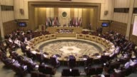 Arab League foreign ministers meeting alongside Palestinian president Mahmud Abbas on Wednesday agreed to call on the UN to protect the Palestinians...
