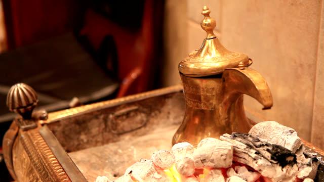 Arabic style coffee